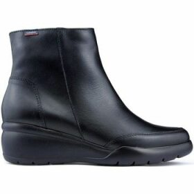 CallagHan  TOSH BOOTS  women's Low Ankle Boots in Black