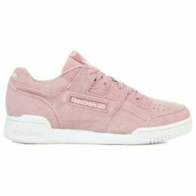 Reebok Sport  Workout LO Plus  women's Shoes (Trainers) in Pink