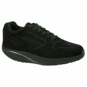 Mbt  WOMAN NOBUCK  1997 SHOES  women's Shoes (Trainers) in Black