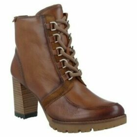 Pikolinos  Connelly W7M-8842 Botines Casual con Tacón de Mujer  women's Low Ankle Boots in Brown