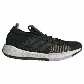 adidas  Pulseboost HD Ltd W  women's Running Trainers in Black