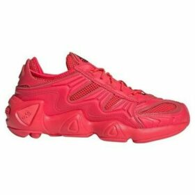 adidas  Fyw S 97 W  women's Shoes (Trainers) in Red
