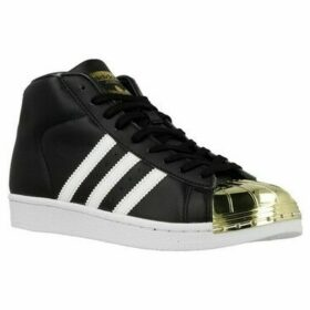 adidas  Promodel Metal Toe W  women's Shoes (High-top Trainers) in multicolour