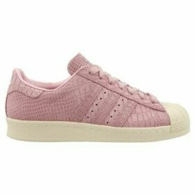 adidas  W Superstar 80S  women's Shoes (Trainers) in multicolour