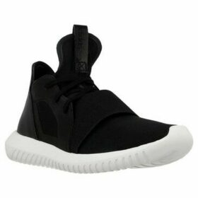 adidas  Tubular Defiant W  women's Shoes (Trainers) in Black