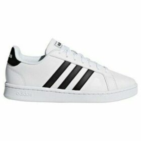 adidas  Grand Court  women's Shoes (Trainers) in White