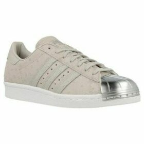 adidas  Superstar 80S Metal Toe W  women's Shoes (Trainers) in multicolour