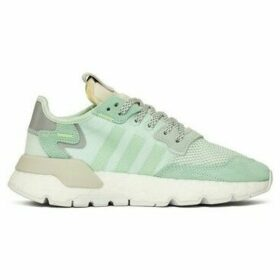 adidas  Nite Jogger W  women's Shoes (Trainers) in multicolour