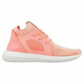adidas  Tubular Defiantpk W  women's Shoes (Trainers) in Pink