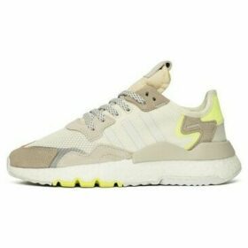 adidas  Nite Jogger W  women's Shoes (Trainers) in Beige