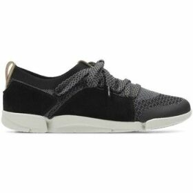 Clarks  Tri Amelia  women's Shoes (Trainers) in Black