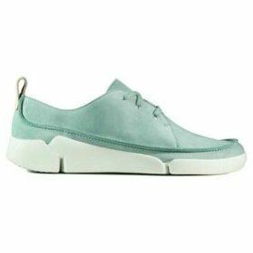 Clarks  Tri Clara  women's Shoes (Trainers) in multicolour