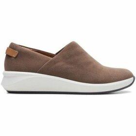 Clarks  UN Rio Rise Pebble  women's Slip-ons (Shoes) in multicolour