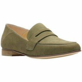 Clarks  Pure Iris  women's Loafers / Casual Shoes in multicolour