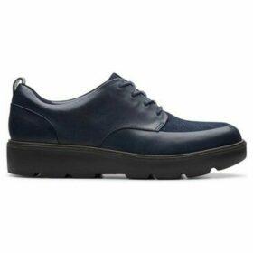 Clarks  UN Balsa Lace  women's Shoes (Trainers) in multicolour