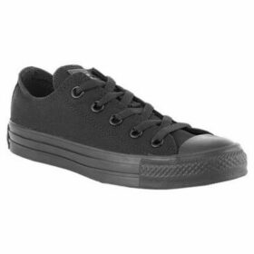 Converse  Chuck Taylor All Star  women's Shoes (Trainers) in Black
