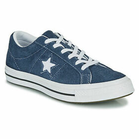 Converse  ONE STAR OG  women's Shoes (Trainers) in Blue