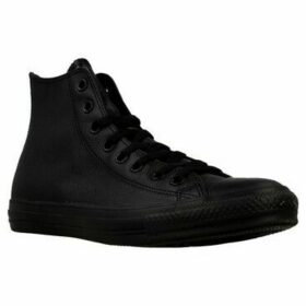 Converse  CT AS HI Black Mono  women's Shoes (High-top Trainers) in Black