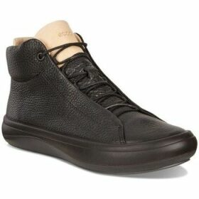 Ecco  Pólbuty Kinhin  women's Shoes (High-top Trainers) in Black