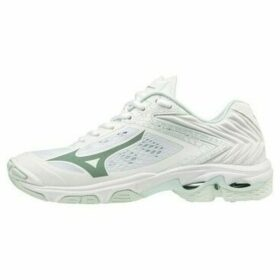 Mizuno  Wave Lightning Z5  women's Sports Trainers (Shoes) in White