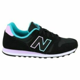 New Balance  373  women's Shoes (Trainers) in Black
