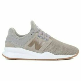 New Balance  247  women's Shoes (Trainers) in Beige