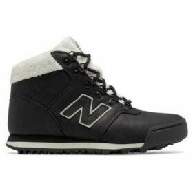 New Balance  701  women's Shoes (High-top Trainers) in Black