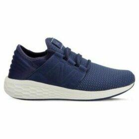 New Balance  Fresh Foam Cruz V2  women's Shoes (Trainers) in Blue
