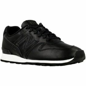 New Balance  D 095  women's Shoes (Trainers) in Black