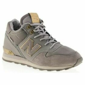New Balance  996  women's Shoes (High-top Trainers) in Grey