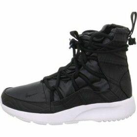 Nike  Tanjun High Rise  women's Shoes (High-top Trainers) in Black