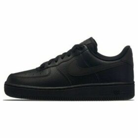 Nike  Wmns Air Force 1 07 Ess  women's Shoes (Trainers) in Black