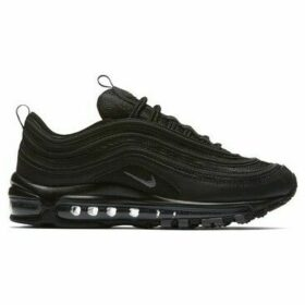 Nike  W Air Max 97  women's Shoes (Trainers) in Black