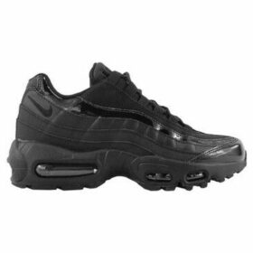 Nike  Wmns Air Max 95  women's Shoes (Trainers) in Black