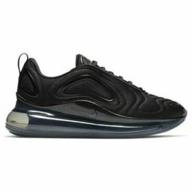 Nike  W Air Max 720  women's Shoes (Trainers) in Black