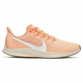 Nike  Wmns Air Zoom Pegasus 36  women's Shoes (Trainers) in Orange