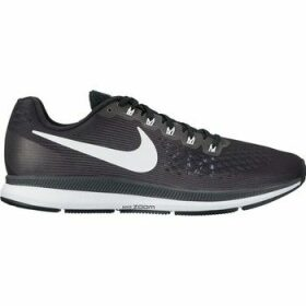 Nike  Air Zoom Pegasus 34  women's Running Trainers in Black