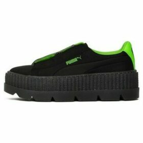 Puma  Fenty Cleated Creeper Surf  women's Shoes (Trainers) in Black