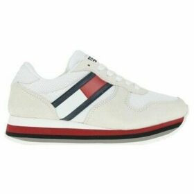 Tommy Hilfiger  Retro Women  women's Shoes (Trainers) in multicolour