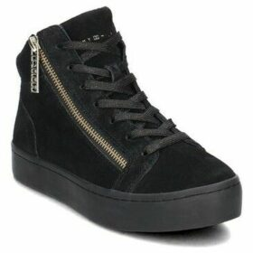Tommy Hilfiger  FW0FW03263990  women's Shoes (High-top Trainers) in Black