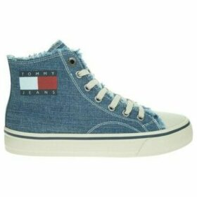 Tommy Hilfiger  EN0EN00589  women's Shoes (Trainers) in multicolour