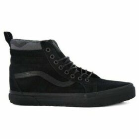 Vans  SK8 HI Mte  women's Shoes (High-top Trainers) in Black