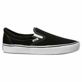 Vans  UA Comfycush Slip  women's Slip-ons (Shoes) in Black