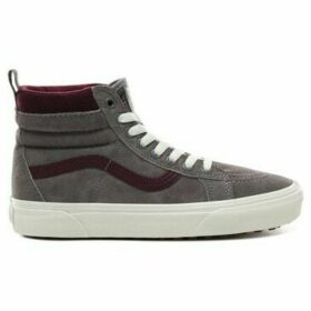 Vans  UA SK8HI Mte  women's Shoes (High-top Trainers) in Grey