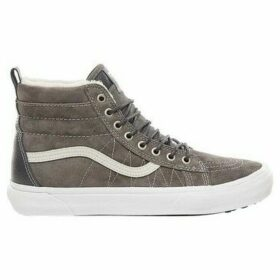 Vans  UA SK8HI Mte Pewteras  women's Shoes (High-top Trainers) in Grey