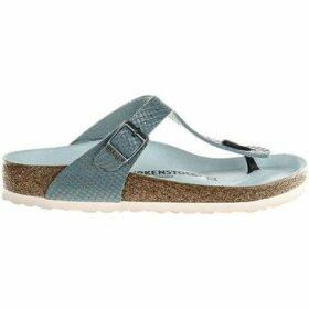Birkenstock  Gizeh  women's Flip flops / Sandals (Shoes) in multicolour