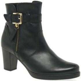 Gabor  Wanda Womens Ankle Boots  women's High Boots in Black