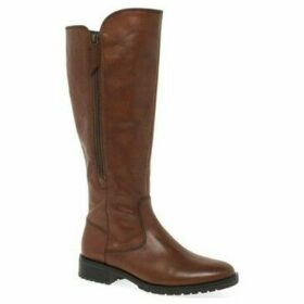 Gabor  Texas (L) Womens Knee-Length Boots  women's High Boots in Brown