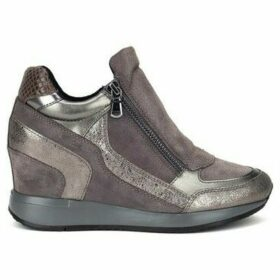 Geox  Nydame  women's Shoes (Trainers) in Grey