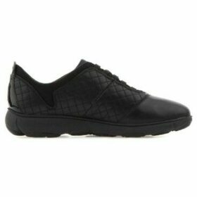 Geox  D Nebula F  women's Shoes (Trainers) in Black